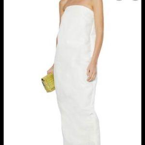 NWT Rick Owens Pristil Strapless Dress size 40 IT